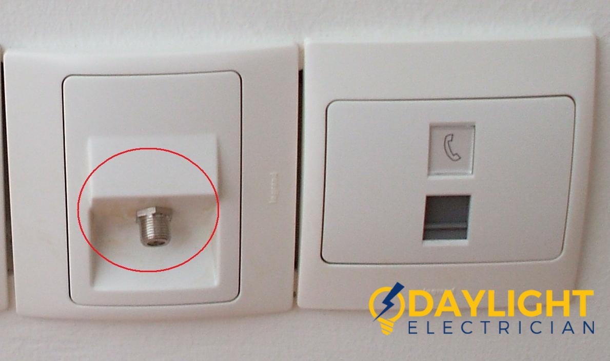 Electrical Wiring Socket Diagram Master Blogs An Uk Scv Point Cable Tv Installation Electrician Sockets