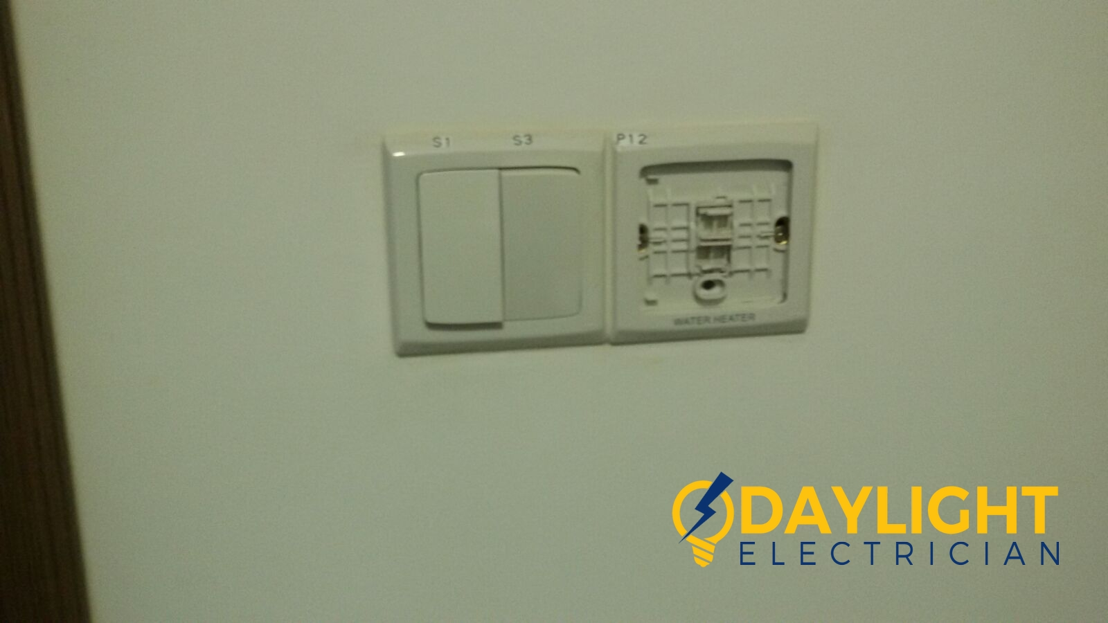 Replace-water-heater-switch-electrician-singapore-condo-tampines-flora-drive-1