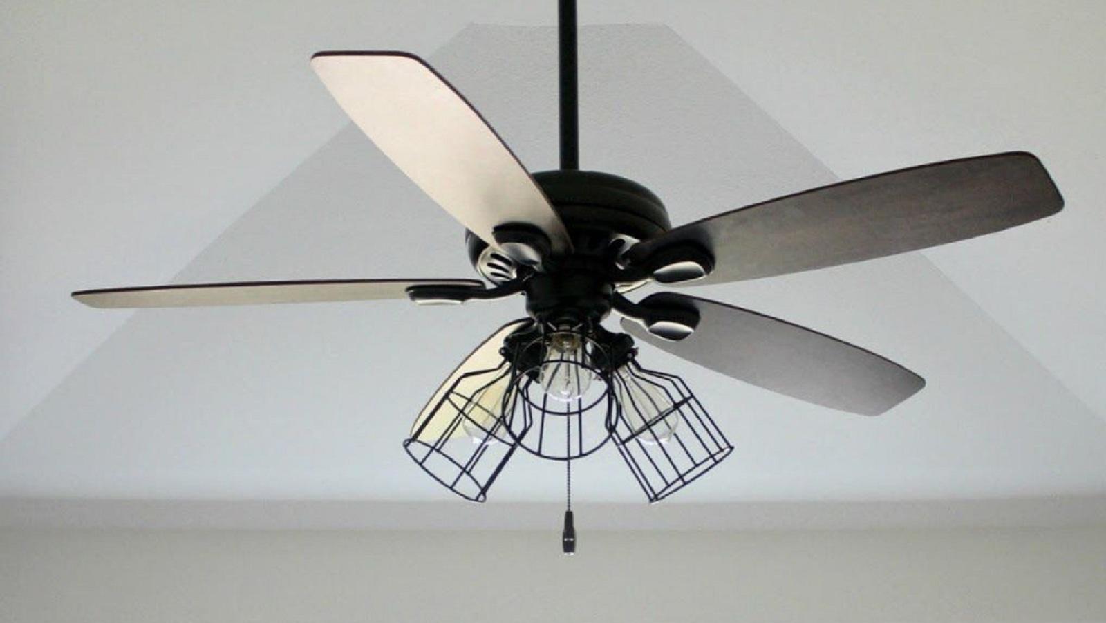 Concrete Ceiling Fan : Ceiling fan installation electrician singapore hdb