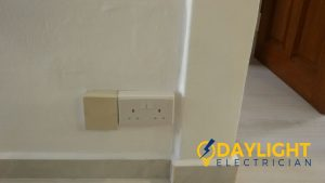 power-socket-installation-rewiring-electrician-singapore-HDB-geylang-bahru-4