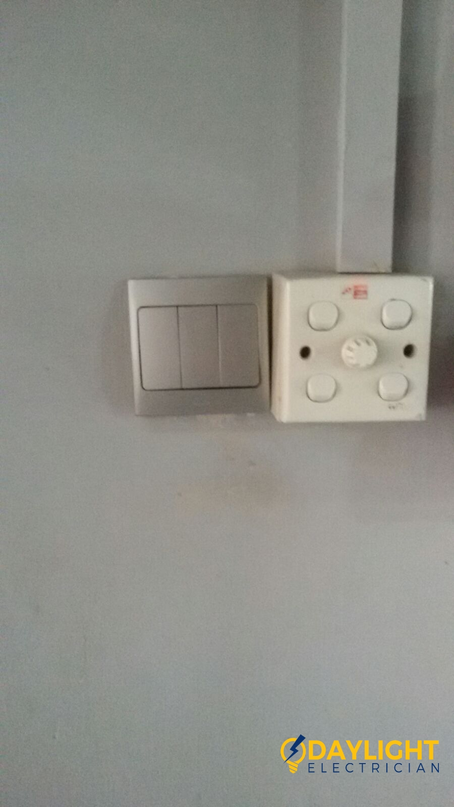Replace Light Switch Electrician Singapore Bedok HDB - Electrician ...