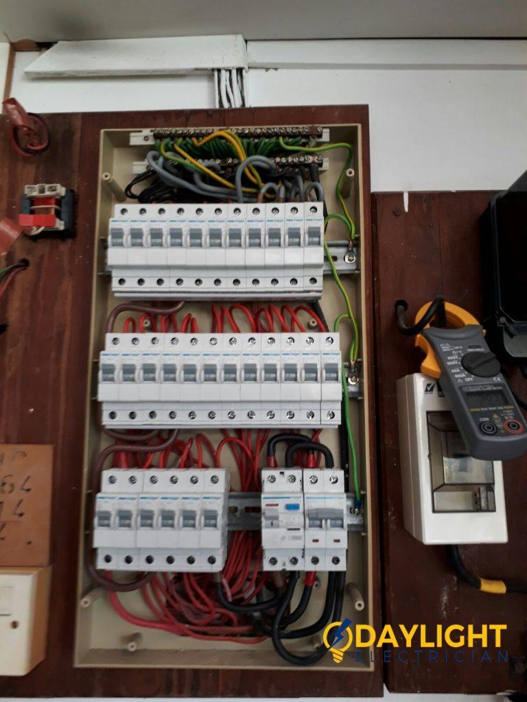 Distribution Board DB Box Repair Change all MCB Except RCCB ...