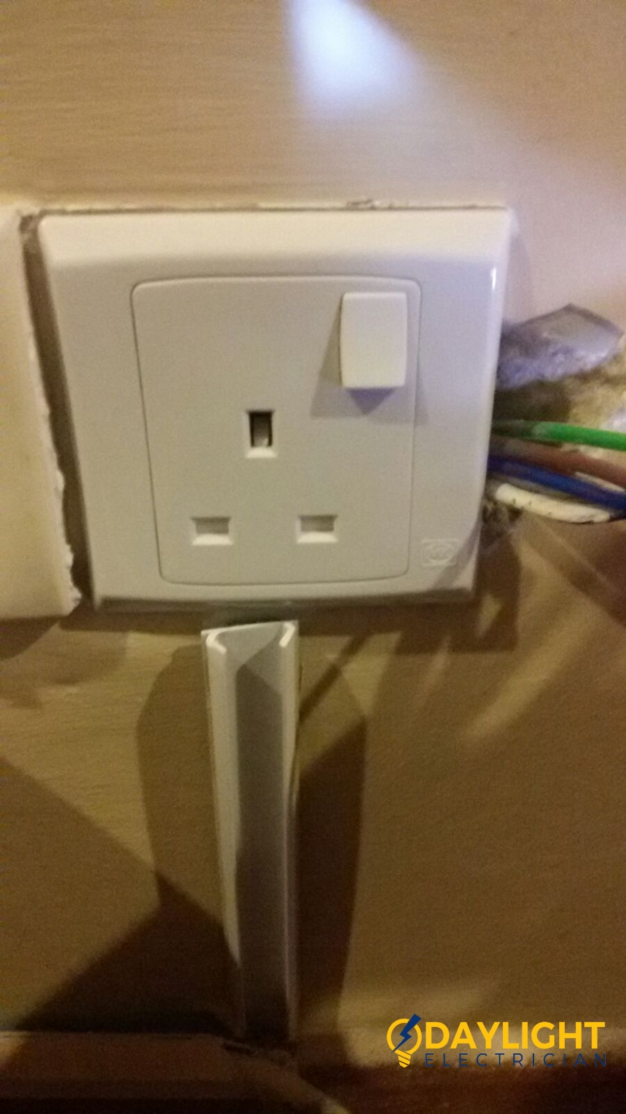 Make Additional Power Socket Power Point Electrician