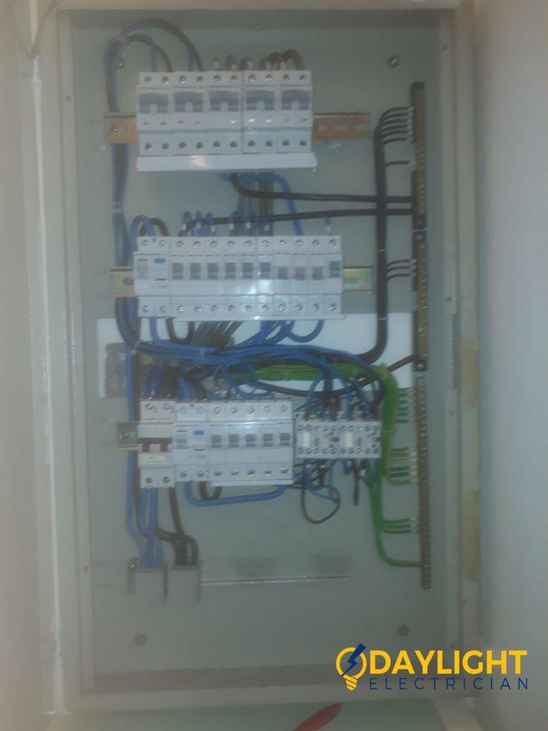 Distribution Board Db Box Repair Change All Mcb Condo Electrician Home Wiring