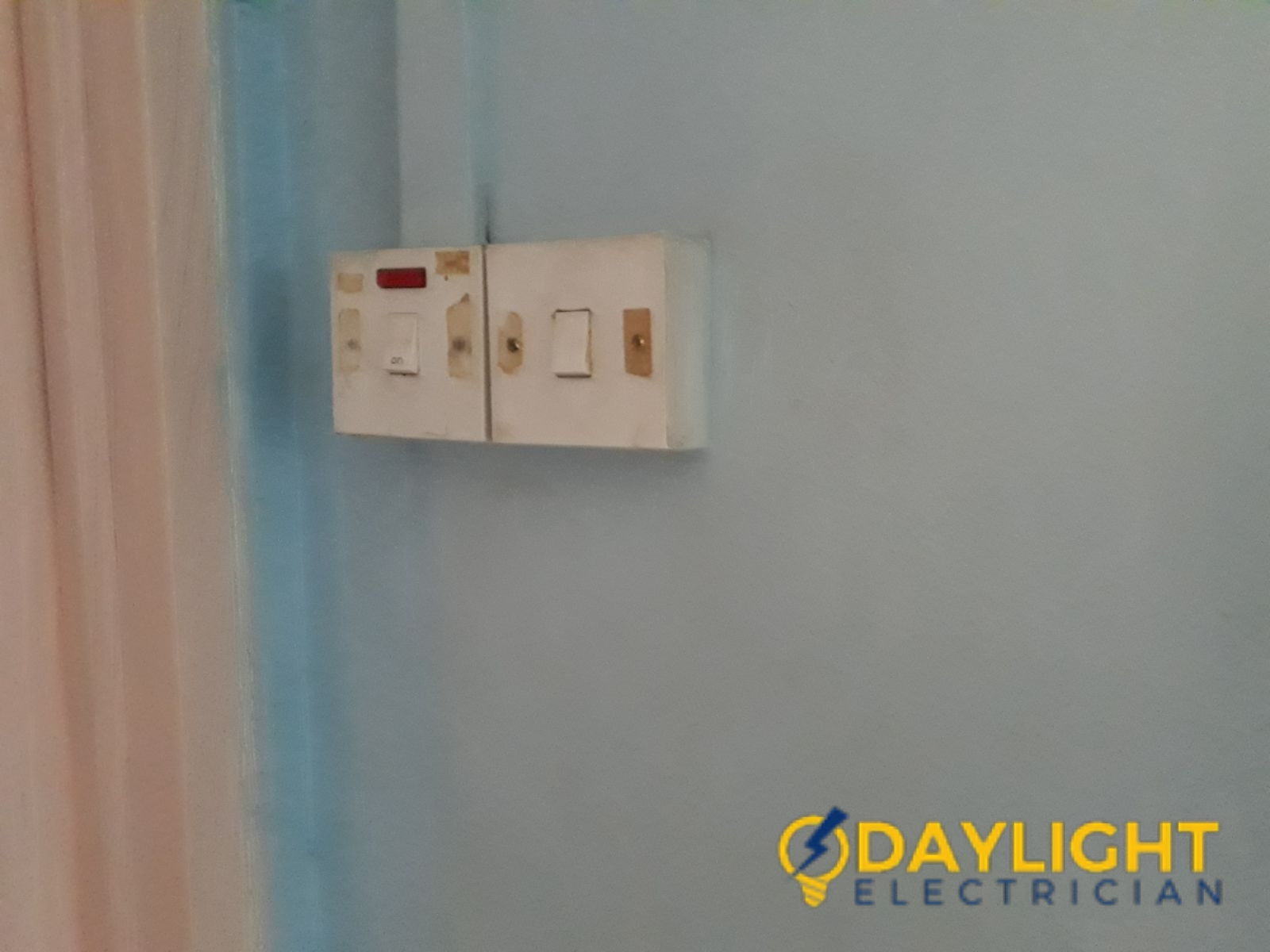 Replace Light Switch & Relocate Electrical Socket Electrician ...