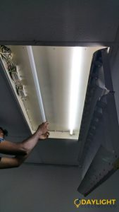 Office-Light-Replacement-Electrician-Singapore-Commercial-Raffles-City-5_wm