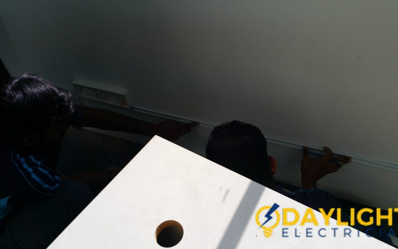 Office-Power-Point-Installation-Electrician-Singapore-Commercial-Bukit-Merah-3