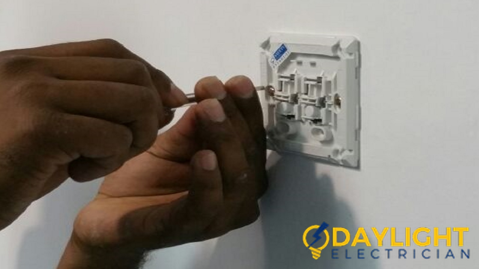 Electrical Works Projects Done By Daylight Electrician Singapore 2 Way Switch Two Light Installation Commercial Bedok