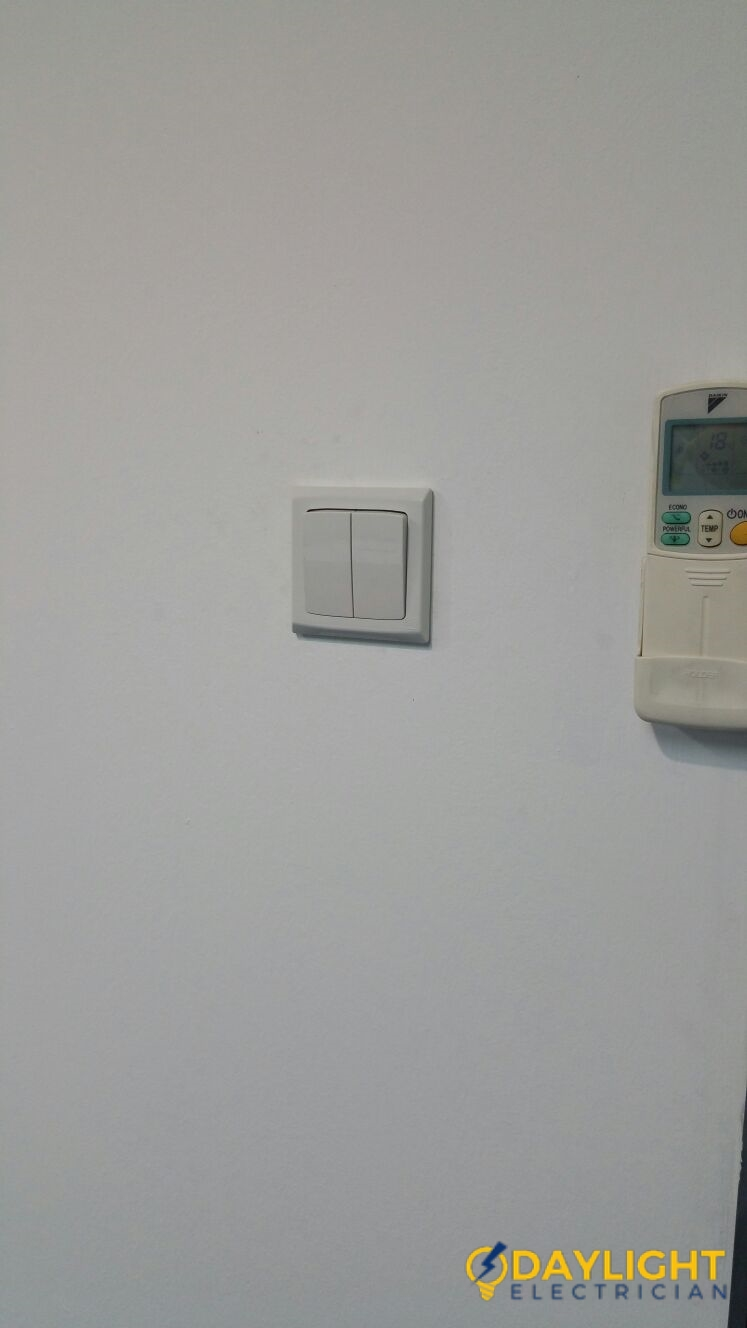 Two-Way Light Switch Installation Electrician Singapore Commercial ...