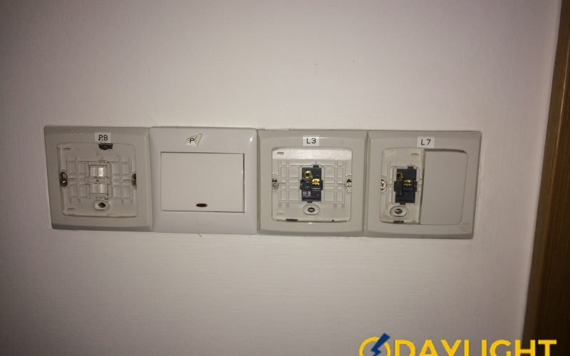 Light-Switch-Repair-Electrician-Singapore-Commercial-Jurong-East-1