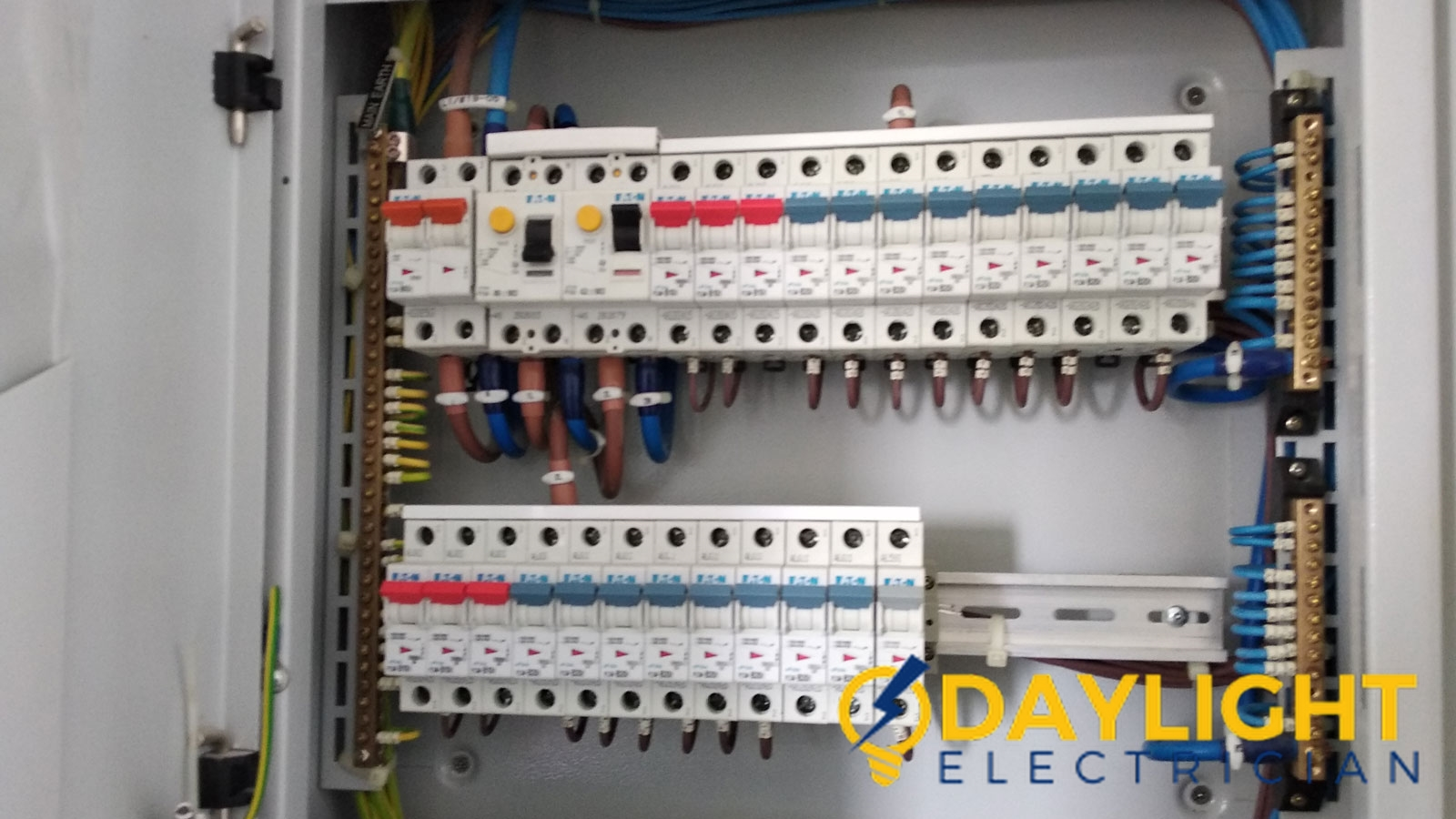 distribution board db box installation daylight electrician singapore condo queenstown