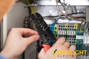 electrical wiring panel daylight electrician singapore