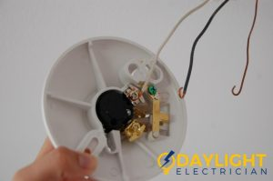 install light fixtures daylight electrician singapore