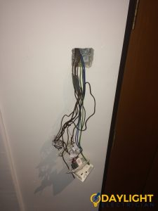 light switch electrical wiring repair daylight electrician singapore hdb bedok