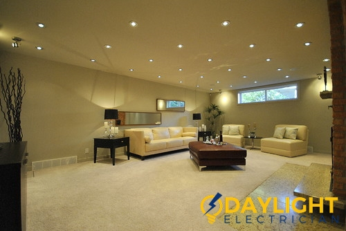 recessed lighting installation daylight electrician singapore