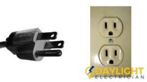 type B electrical outlet power plug daylight electrician singapore