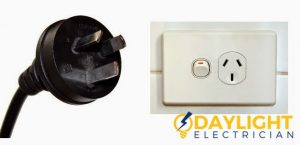 type i electrical outlet power plug daylight electrician singapore