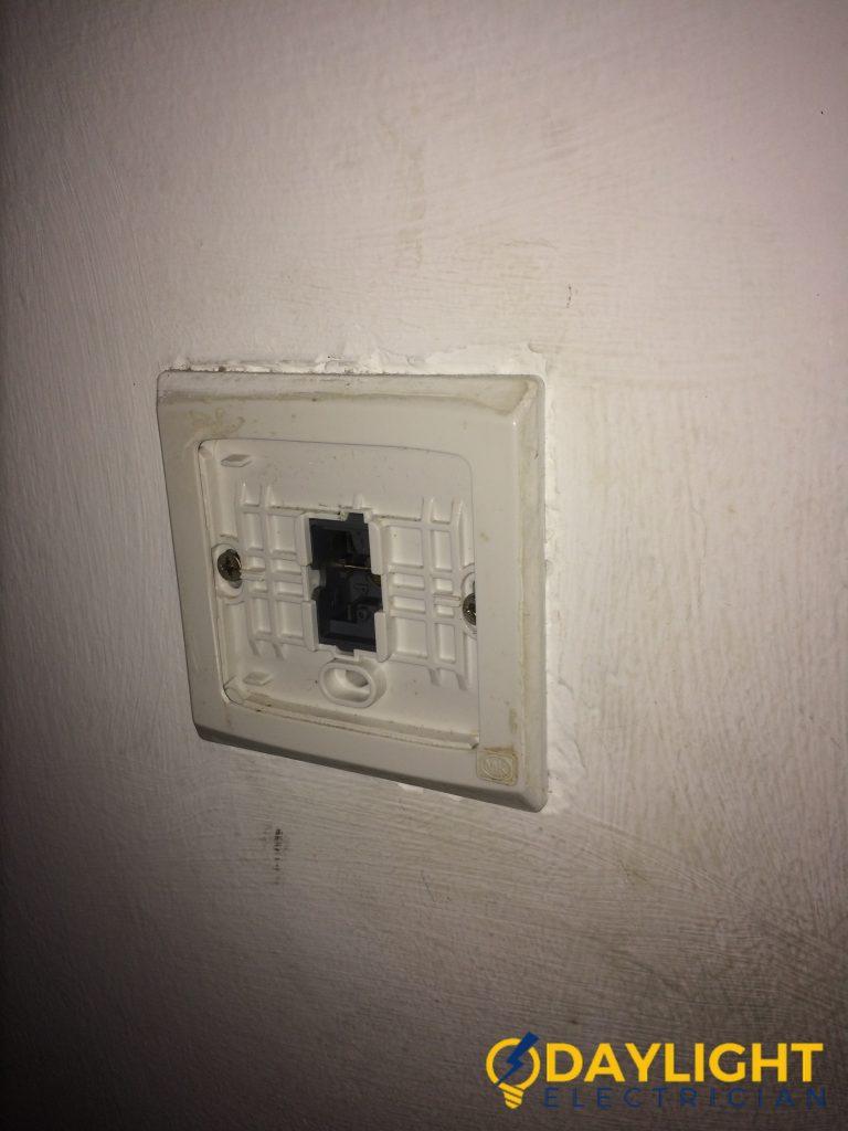 Light Switch Installation Electrician Singapore Condo
