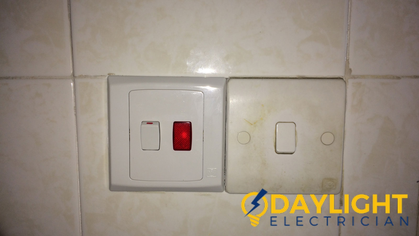 water heater switch installation daylight electrician singapore landed sembawang wm