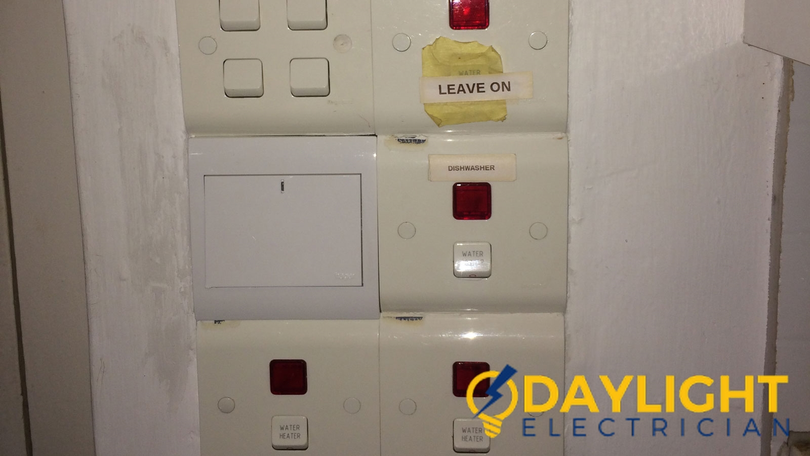 water heater switch replacement daylight electrician singapore hdb hougang 2