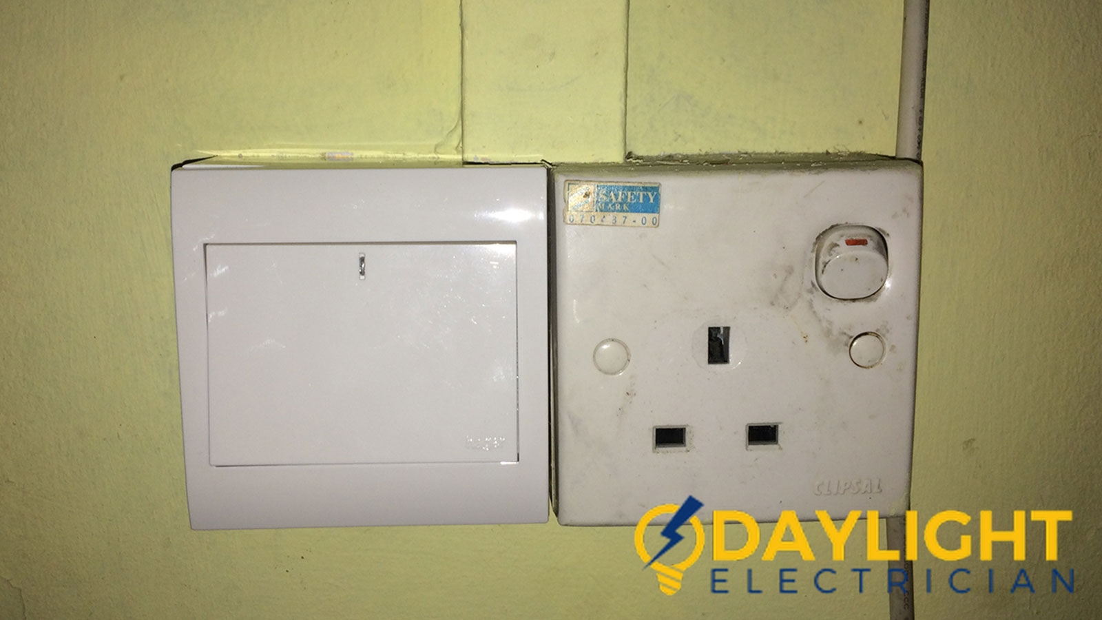 Water heater switch replacement daylight electrician singapore hdb pasir ris 2