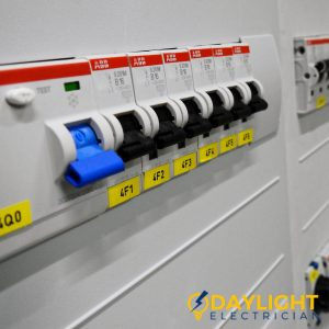 electrical panel daylight electrician singapore