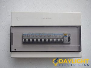 electrical panel db box daylight electrician singapore