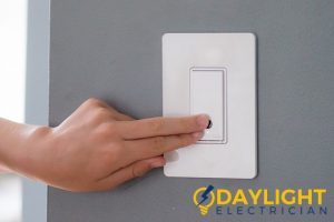 light switch daylight electrician singapore