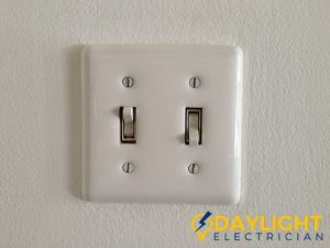 toggle light switches daylight electrician singapore