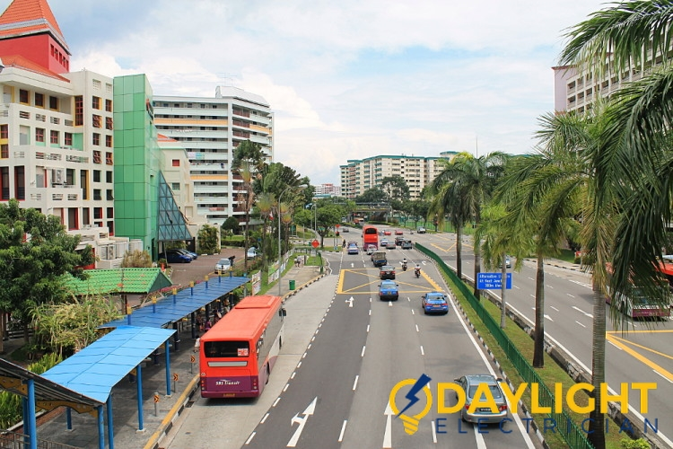 daylight electrician locations singapore east region