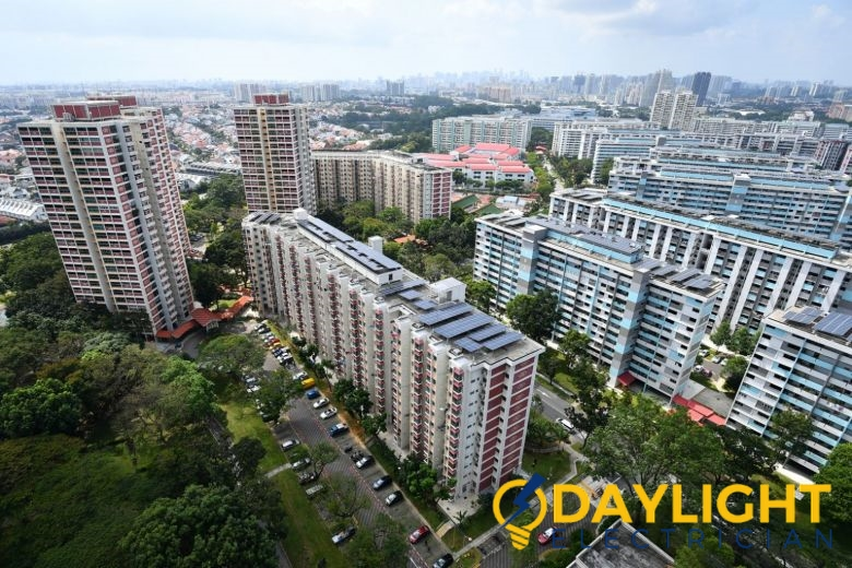 daylight electrician locations singapore north east region
