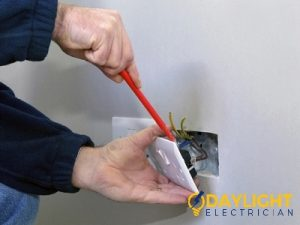 How to replace the power socket all by yourself or with the help of an electrician-day-light-electrician-singapore _wm