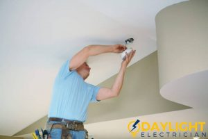 electrician-installing-lights-light-installation-daylight-electrician-singapore