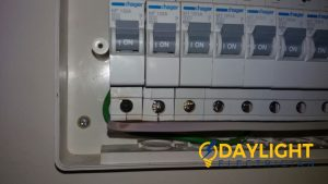 damaged-circuit-breaker-power-trip-daylight-electrician-singapore