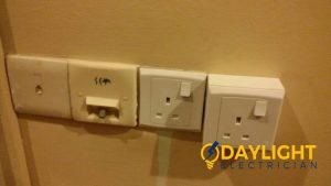 power-sockets-electrical-services-daylight-electrician-singapore