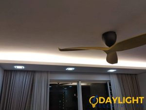 recessed-lights-light-installation-daylight-electrician-singapore