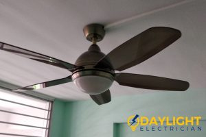 ceiling-fan-electrical-installation-electrician-singapore
