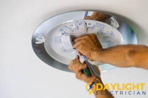 light-repair-recessed-light-repair-electrician-singapore