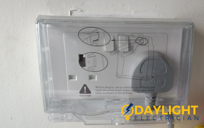 power-socket-replacement-electrician-singapore-hdb-woodlands-1